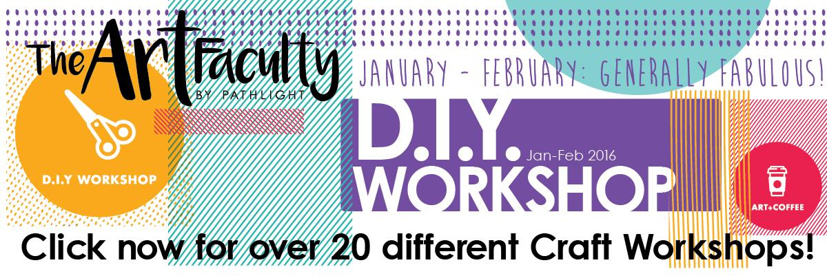 D.I.Y. Workshops