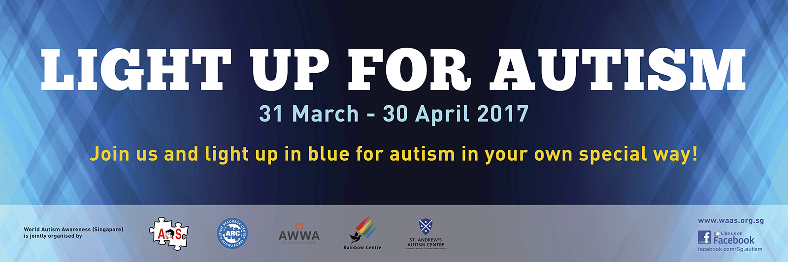 Light Up for Autism