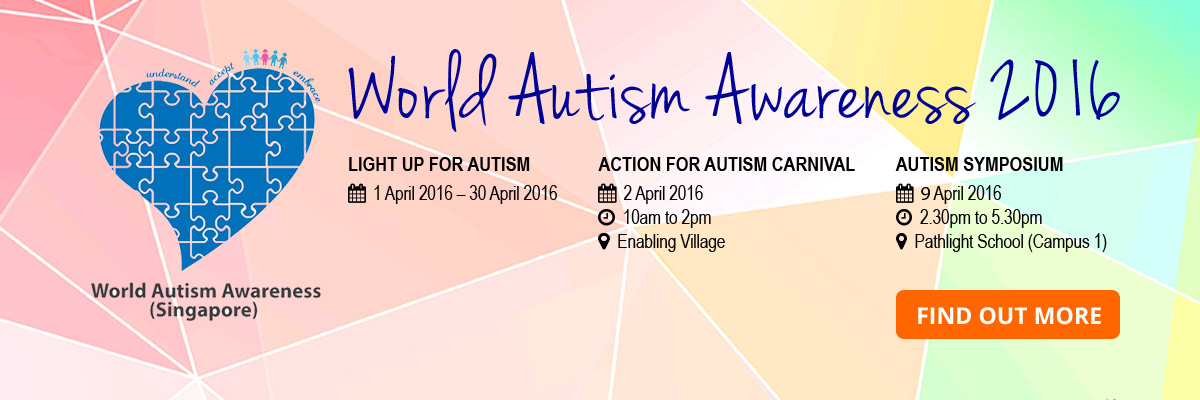 World Autism Awareness 2016