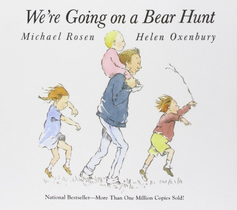 Let's go on a bear hunt!